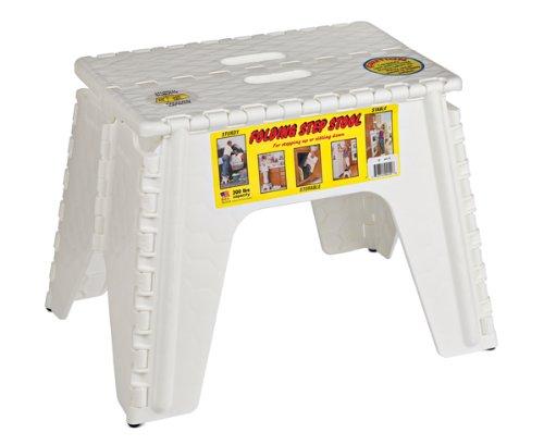 B & R Plastics 103-6WH E-Z Foldz White 12