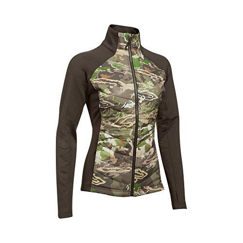 Under Armour Women's Artemis Hybrid Jacket, Ridge Reaper Camo Large Only $26.39 (Was $149.99)