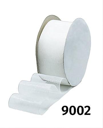 Satinband 50mm x 5m oder 32m Band Borte Dekoration Geschenkband Schleifenband