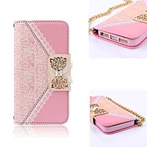 SHOUJIKE iPhone 5/iPhone 5S compatible Special Design/Other/Novelty Back Cover , Rose