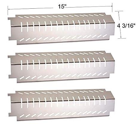 3-4Pcs 30-45cm Grill Grillrohr Brennerrohr Fit Für Charmglow Set