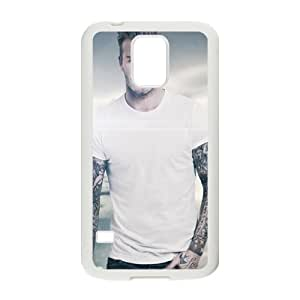 DAZHAHUI David Beckham Phone Case for Samsung Galaxy s5