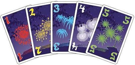 Hanabi INT30/CGHAN01-ES/GRE01, Juego de Mesa: Amazon.es: Juguetes y juegos