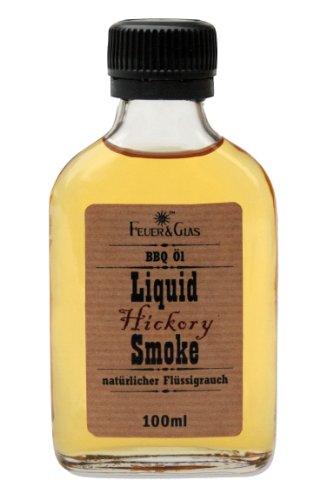 Feuer & Glas BBQ Rauch-Öl Liquid Smoke