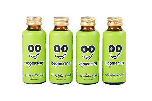 Boomerang - Recovery Drink with Curcumin & Milk Thistle - Tropical Flavour