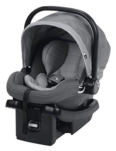 Baby Jogger City Go Infant Car Seat & Base – Steel/Grey
