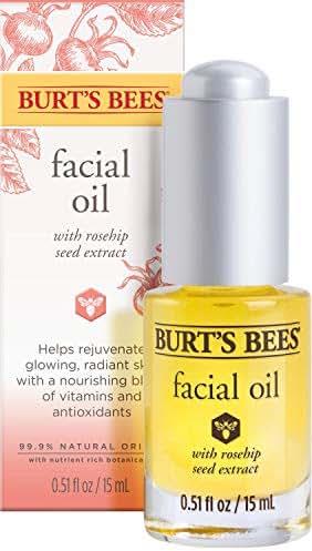Facial Moisturizer: Burt's Bees Complete Nourishment Facial Oil