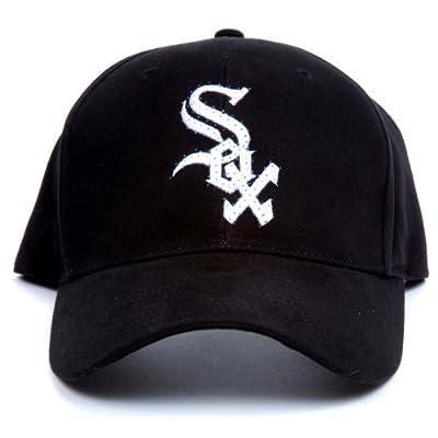 MLB Chicago White Sox LED Light-Up Logo Adjustable Hat