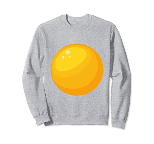 Deviled Egg Funny Halloween Costume Gift Sweatshirt -