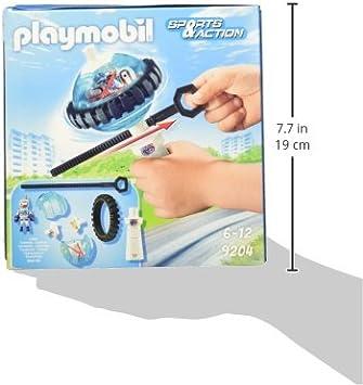 Playmobil Aire Libre-Speed Roller Color Azul Playset de Figuras de ...