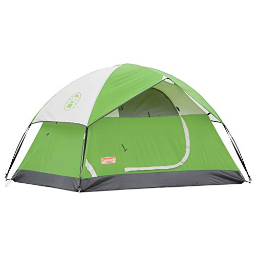 Coleman Dome Tent for Camping | Sundome Tent with