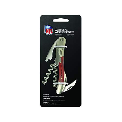Seattle Seahawks Nfl Corkscrew - The Sports Vault NFL Seattle Seahawks Wine Opener