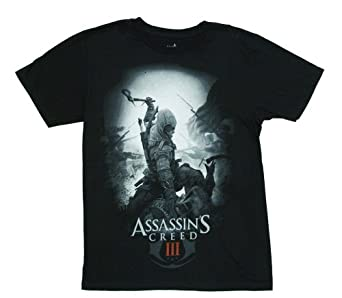 Image result for assassin's creed 3 shirt