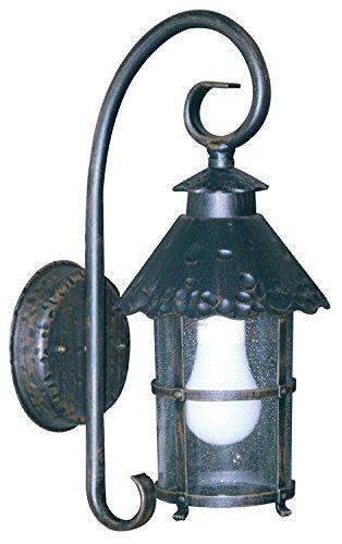 Lanterna in ferro battuto Artfer cilindrica