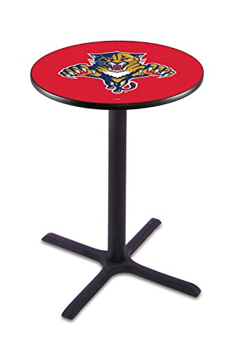 - Holland Bar Stool L211 NHL Florida Panthers Officially Licensed Pub Table, 28