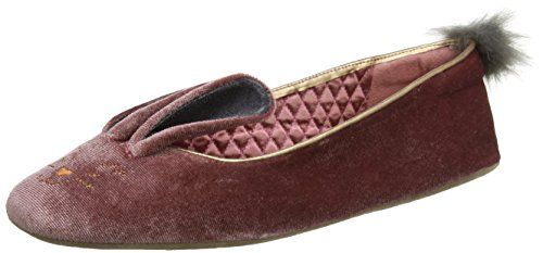 Baker Ted Rose Chaussons Bellamo Femme Pink Ted Baker 8qwSYxI5nE