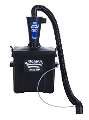 Oneida Air Systems AXD000009 Ultimate Dust Deputy Kit for - Cyclone Systems Collection Dust