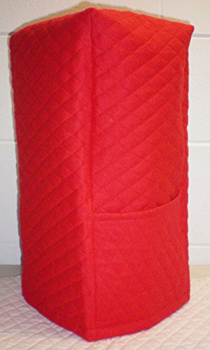 Quilted Large Blender Cover (Red) (Ninja Blender Cover compare prices)
