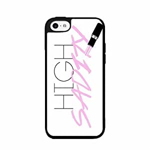 High Sadity - Case Back Cover (iPhone 5c Black - Plastic)