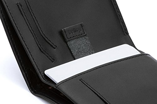 RFID cash Max and Black 11 editions slim cards Note Bellroy available Sleeve leather wallet w8T76XqB