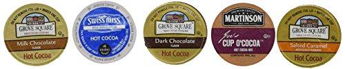 30 count Variety Chocolate Sampler Keurig