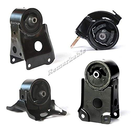 Remarkable Power G038 Fit For 1995-2003 Nissan Maxima infiniti I30 Transmission Engine Motor Mount Kit 4