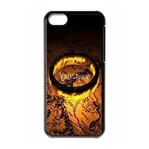 Custom High Quality WUCHAOGUI Phone case Lord Of The Rings Protective Case For ipod touch4 - Case-18