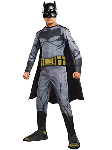 Rubie's Costume Batman v Superman: Dawn of Justice Batman Tween Value Costume, (Dawn Comic Costume)