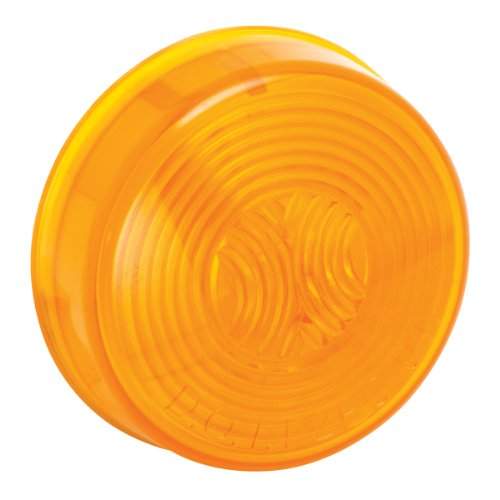 "Bargman Lights 4130002 #30 Amber 2"" Clearance Light"