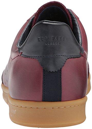 Ted Baker Mens Orlee Sneaker Mörkröd