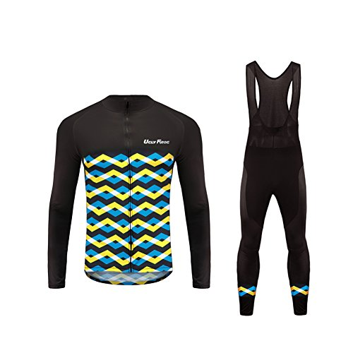 Uglyfrog 2017 New Classical Spring Long Sleeve Cycling Jersey+Long Pant Set Mountain Triathlon - Clothing South Triathlon Africa