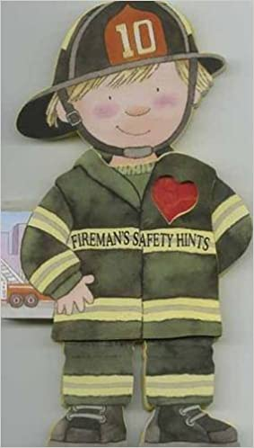 Image result for cartoon fireman giving advice