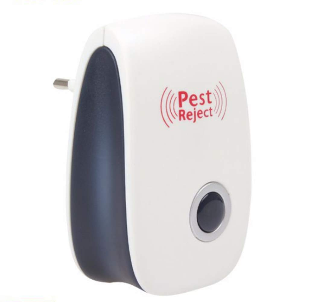 Susuki Ultrasonic Insect Repeller, Indoor Environmental Protection is Harmless to People and Family Electronic Products Do Not Conflict with Each Other by SUSUKI