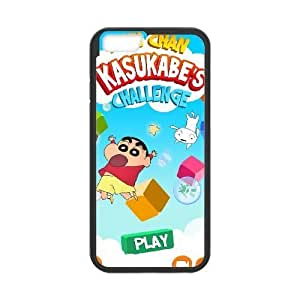 Personalized Durable Cases Crayon Shin chan For iPhone 6s 4.7 Inch Cell Phone Case Black Vxagw Protection Cover