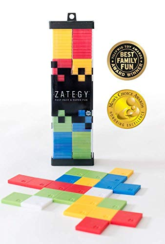 Zategy - 4-in-a-Row wins Strategy Game for 2-4 Players