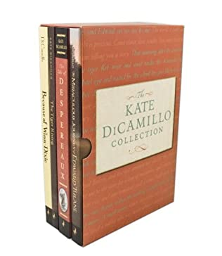 book cover of The Kate DiCamillo Collection
