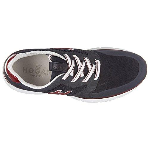 Hogan Scarpe Sneakers Uomo in Pelle Nuove h254 h Flock Blu Ubicaciones De Los Centros Precio Barato Sitios Web Gratuitos Envío Para Comprar Barato Falsa Venta Barata Ozl7Lw