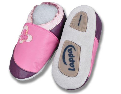Lappa.de , Chaussures premiers pas pour bébé (fille) Multicolore Multicolore