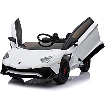 Amazon.com Mini Moto Lamborghini 12v Kids Ride,On Car (2.4