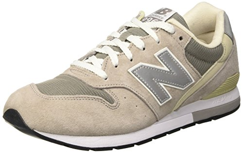 996 Balance Homme Gris Baskets Basses New 254 Grey Revlite fOxHACE