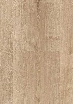 8 mm Parador Klick Laminat Bodenbelag Basic 400 Eiche Natur Schiffsboden 3-Stab Seidenmatte Struktur 2,493m/² hochwertige Holzoptik braun einfache Verlegung