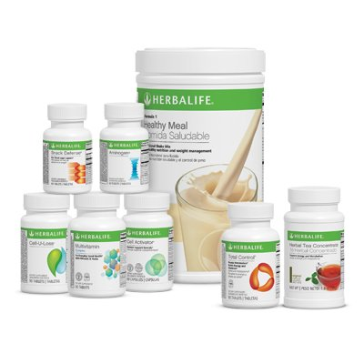 Herbalife Ultimate Weight Loss Program Cookies 'N Cream