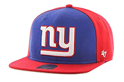 47 Brand York Giants Super Move 47 Captain Wool Hat