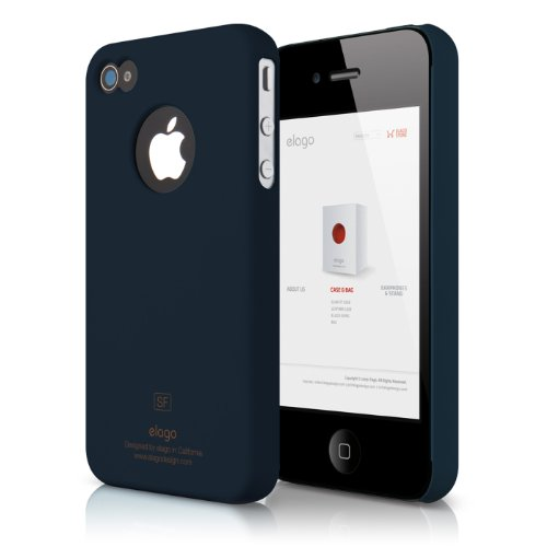 Elago S4 Slim Fit Case for iPhone 4 / 4S