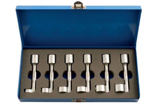 Laser - 4920 Diesel Injector Line Socket Wrench Set - Diesel Injector Socket