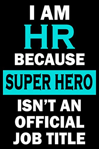 HR Superhero: Blank Lined Journal, Sketchbook, Notebook, Diary Perfect Gift For Human Resources co-workers, colleagues, - Super Heroes Sketches