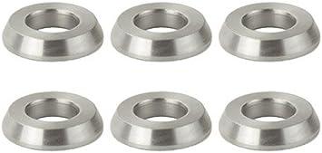 Ruffstuff Specialties Threaded Weld Washers 3//8 Inch Bolt Hole Repair Kit