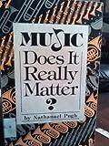 Music, Nathanael Pugh, 0912315733