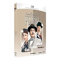 Agatha Christie : Poirot - Saison 5 [Italia] [Blu-ray]