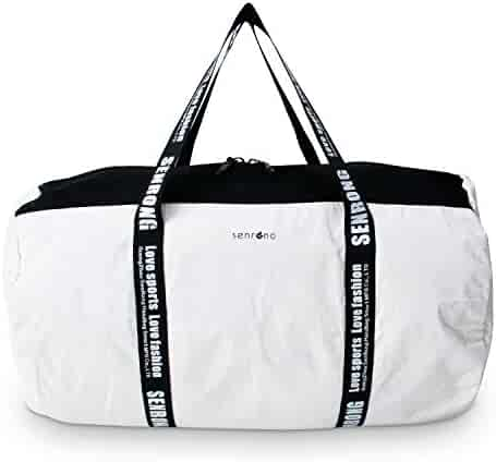ad721a07029e Shopping Whites - 3 Stars & Up - Gym Bags - Luggage & Travel Gear ...